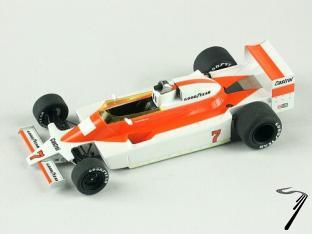 Mac Laren M28 FORD Argentinian G.P.  1/43