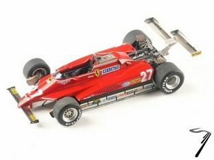 Ferrari 126 C2   USA West G.P.  1/43