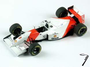 Mac Laren MP4/8 Ford Australian GP  1/43