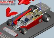 Ferrari 312 T3 GP Canada  1/43