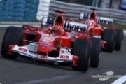 Ferrari F 2004 1st Italian GP  1/43
