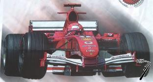 Ferrari F2005 GP San Marin  1/43