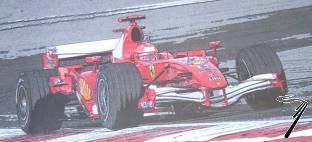 Ferrari 248 F1 1er GP San Marin  1/43