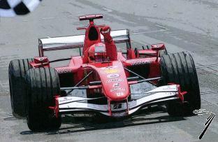 Ferrari 248 F1 1er GP USA   1/43