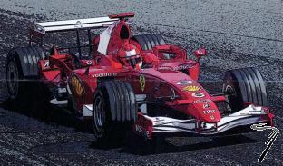 Ferrari 248 F1 90ème Victoire GP Italie   1/43