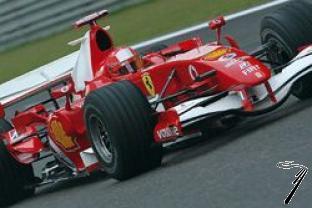 Ferrari 248 F1  1er GP Chine  1/43