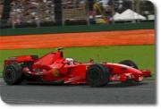 Ferrari F2007 1er GP Australie  1/43