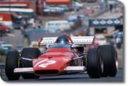 Ferrari 312B winner Austrian, Canadian and Mexican GP  1/43