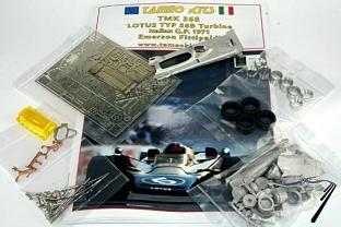 Lotus Type 56B GP Italie  1/43