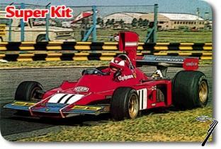 Ferrari 312 B3 2ième GP Argentine  1/43