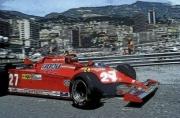 Ferrari 126 CK - 1ier GP Monaco  1/43