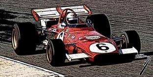 Ferrari 312B GP Afrique du Sud - kit à monter  1/43