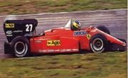 Ferrari 126 C4-M2 2ème GP Europe  1/43