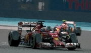 Ferrari F14 T Abu Dhabi GP  1/43