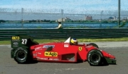 Ferrari 156/85 Canadian GP 1985   1/43