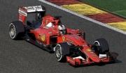 Ferrari SF-15-T 900 Belgium GP  1/43