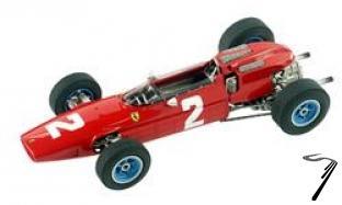 Ferrari 158 - 1er GP d'Italie  1/43