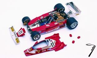 Ferrari 312T2   German G.P.  1/43