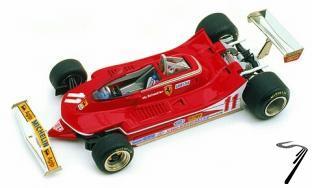 Ferrari 312T4  Italian G.P.  1/43