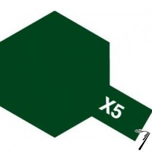 Divers X5 10 ml vert brillant X5 10 ml vert brillant autre