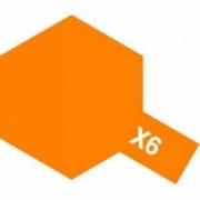 Divers X6 10ml orange gloss X6 10ml orange gloss autre