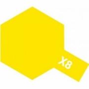 Divers X8 10 ml yellow lemon gloss X8 10 ml yellow lemon gloss autre