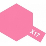 Divers X17 10 ml pink gloss X17 10ml pink gloss autre