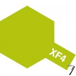Divers XF04 10 ml jaune/vert mat XF04 10 ml jaune/vert mat autre