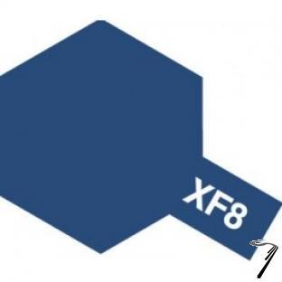 Divers XF08 10 ml bleu mat XF08 10 ml bleu mat autre