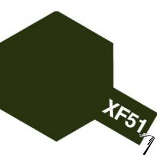 Divers XF51 10ml vert kaki mat XF51 10ml vert kaki mat autre