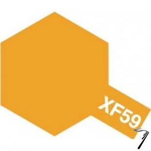Divers XF59 10ml jaune desert mat XF59 10ml jaune desert mat autre