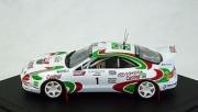 Toyota Celica GT Four 1er Tour de Corse  1/43