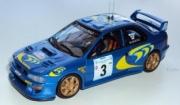 Subaru Impreza WRC 1st Tour de Corse  1/43