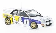Subaru Impreza WRC #3 Tulpen rallye  1/43