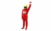 Divers Ayrton Senna standing up  1/18