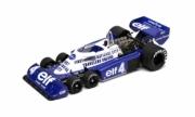 Tyrrell P34 #4 GP Monaco   1/18