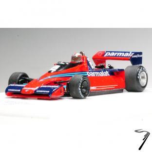 Brabham Alfa BT46 GP Monaco  1/43