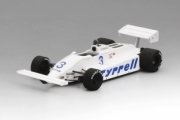 Tyrrell 011 - German GP   1/43