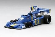 Tyrrell P34 Trophée Silverstone  1/43
