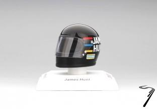 Divers Casque James Hunt  1/8