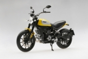 Ducati Scrambler Classic 803cc orange Sunshine   1/12