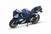 Yamaha YZF-R1 Bleu  1/18