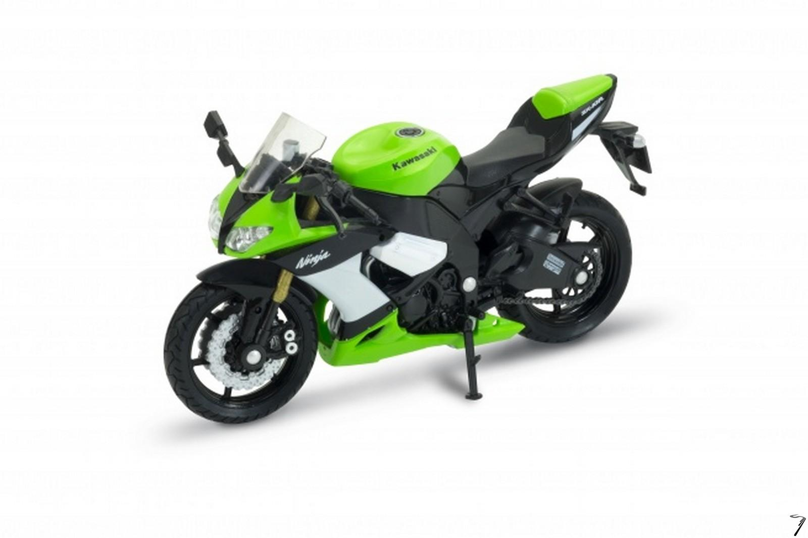 Kawasaki Ninja ZX-10R  1/18