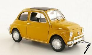 Fiat . jaune 1/18