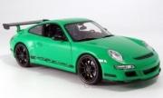 Porsche 911 997 GT3RS vert 997 GT3RS vert 1/18