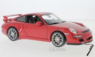 Porsche 911 GT3 rouge GT3 Rouge 1/18