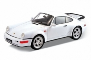 Porsche 911 Turbo (964) blanc Turbo (964) blanc 1/18