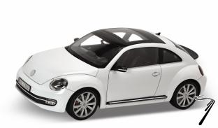 Volkswagen . blanc 1/18