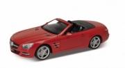 Mercedes . 500 (R231) cabriolet rouge 1/18
