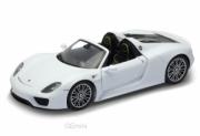 Porsche . cabriolet blanc 1/18